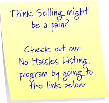 No Hassles Post It | Jolly Homes Team at Resident Realty