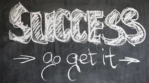 Success Go Get it chalkboard   Jolly Homes Team at Resident Realty