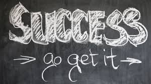 Success Go Get it chalkboard | Jolly Homes Team at Resident Realty