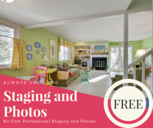 Free Home Staging and Photos | Jolly Homes Team at Resident Realty
