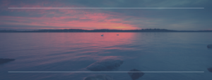 Water at sunset | Jolly Homes Team at Resident Realty